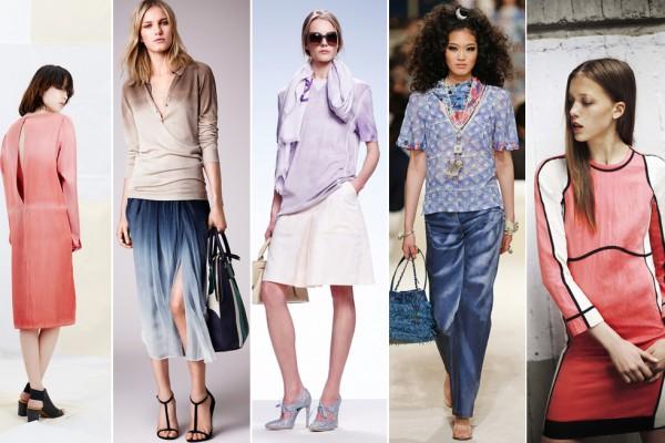 MM6, Burberry Prorsum, Bottega Veneta, Chanel, Sonia by Sonia Rykiel
