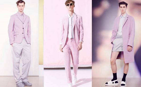 Pink Menswear anchor