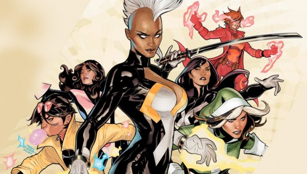 X-Women have now got their own comic book