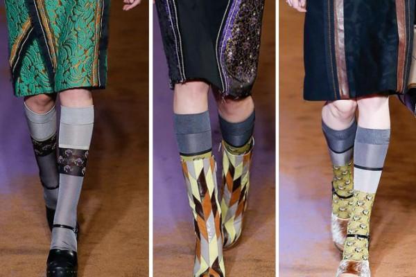 Prada Leg wear