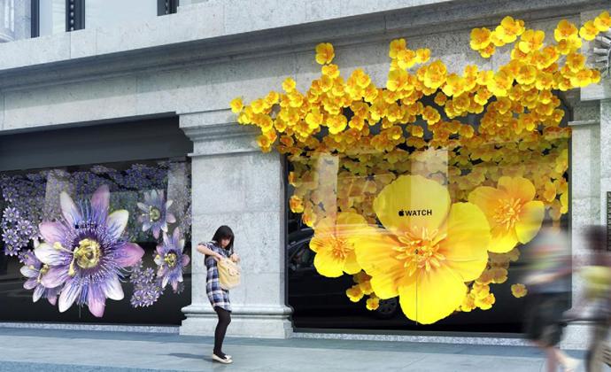 Selfridges_Flower_Window_USP_04