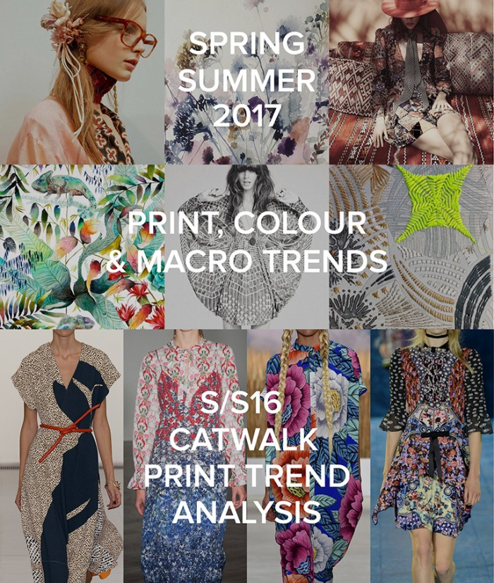 Spring/Summer 2017 Print Trend Event – Soho House London ...