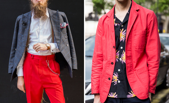 London_collection_mens_SS17_streetstyle_red_unique_style_platform_5
