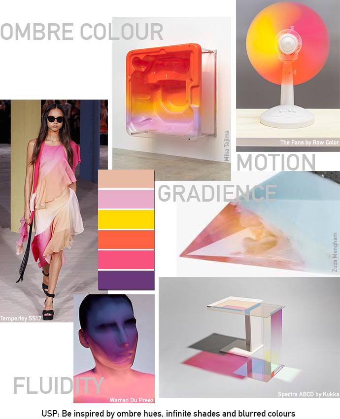 Inspire Ombre Unique StylePlatform