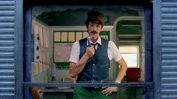 Wes anderson H&M_USP