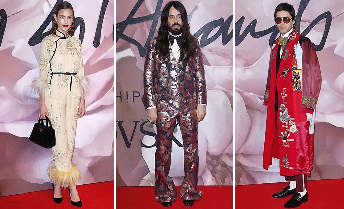 Chinoiserie-British-Fashion-Awards-2016-Red-Carpet-Unique-Style-Platform