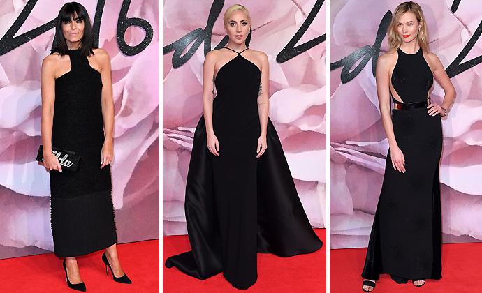 The New Black Dress-British-Fashion-Awards-2016-Red-Carpet-Unique-Style-Platform