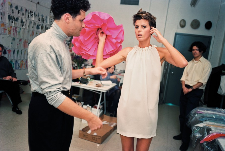 The Isaac Mizrahi Pictures by Nick Waplington