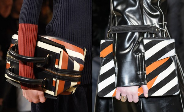 From left to right: Proenza Schouler, Victoria Beckham A/W 16/17